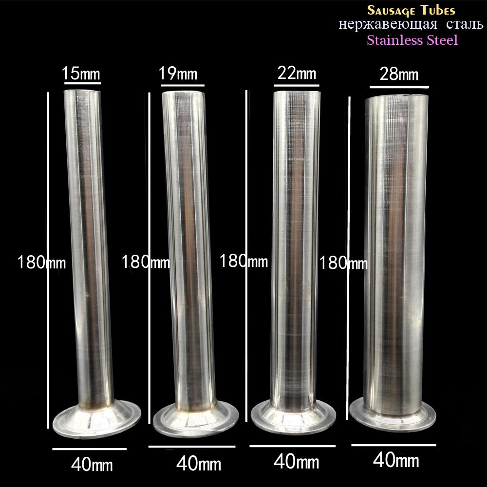 sausage tubes