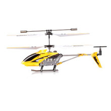 LeadingStar S107G 3CH RC Helicopter Alloy Copter with Gyroscope Mini Indoor Remote Control Co-Axial Metal RC Helicopter