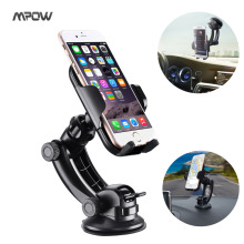 Steering-Wheel MCM12 Mpow Car Mount Grip Pro 2 Dashboard Adjustable Car Phone Holder Universal Cradle Windshield Holder Cradle(China)