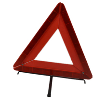 Car Safety Reflective Warning Triangle Signs,Emergency Road Flasher, Lighting Sign, Safety Warning Triangle Reflector