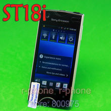 Unlocked ST18i Original Sony Ericsson Xperia Ray Mobile Phone Touchscreen Android Phone 2.3 GPS 3G WIFI 8MP Wthie(China)