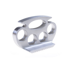 1PCS Professional Aluminium Alloy Meat Tenderizer Handy Innovation Pounders Hammer Kitchen Gadgets Accessories(China)