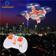 Mini Drone with Camera LED Light LeadingStar CX-10C 2.4G 6-Axis Gyro 4CH RC Micro  Helicopter Vs H8 Dron Best Toy For Kid zk35