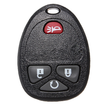 AUTO 4 Buttons Replacement Remote Key Fob Case Shell Cover Pad For Chevrolet GMC New