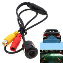 CAR HORIZON High Definition & Small Compact Size Rear View Camera For Car Vehicles Reversing Backup Rearview