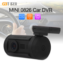 MINI 0826 GPS Car DVR Camcorder 1.5 inch 1296P HD Ambarella A7LA50 OV4689 Dash Cam Recorder Support CPL Filter ADAS WDR HDR(China)