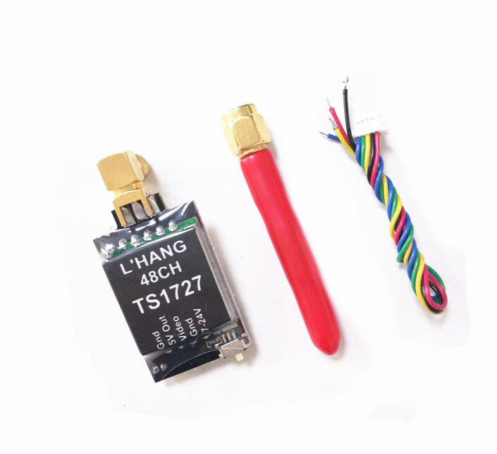 Skyzone TS1727 5.8G 25mW 600mW 48CH Switchable FPV Transmitter for RC Toys Models<br>
