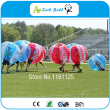 1.5M TPU 1.0mm Good Quality Bubble Football For Team Building,bubble soccer ,bumper ball, loopy ball ,Body Zorb Ball For Sale