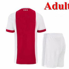 New 2017 Ajax Home Away  Casual T shirts camisa Men's Camiseta 2018 Ajax Fashion Camisola Adult Jerseys Good Fashion T shirts