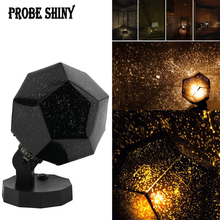 Night Light Celestial Star Astro Sky Cosmos Night Light Projector Lamp Starry Romantic Bedroom Home Decoration Lighting(China)