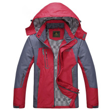 2017 New Men's Waterproof  Windpoof Jackets Men Spring Autumn Jacket Coats Male Brand Clothing Plus Size L-5XL SA008