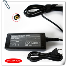 19V 2.15A 40W Power AC Adapter for Acer & Gateway Mini PC 11.6' Netbook/Laptop universal power supply caderno carregador
