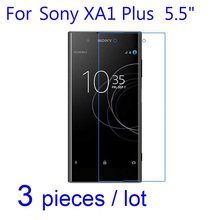 Buy 3pcs Clear/Matte/Nano explosion-explosion Screen Protector Protective Films Sony Xperia XA1 Plus SM11L/R1 Plus R1+ LCD Guard for $1.36 in AliExpress store