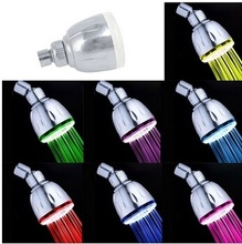7 Colors Change Water Glow LED Light Shower Heads HG99