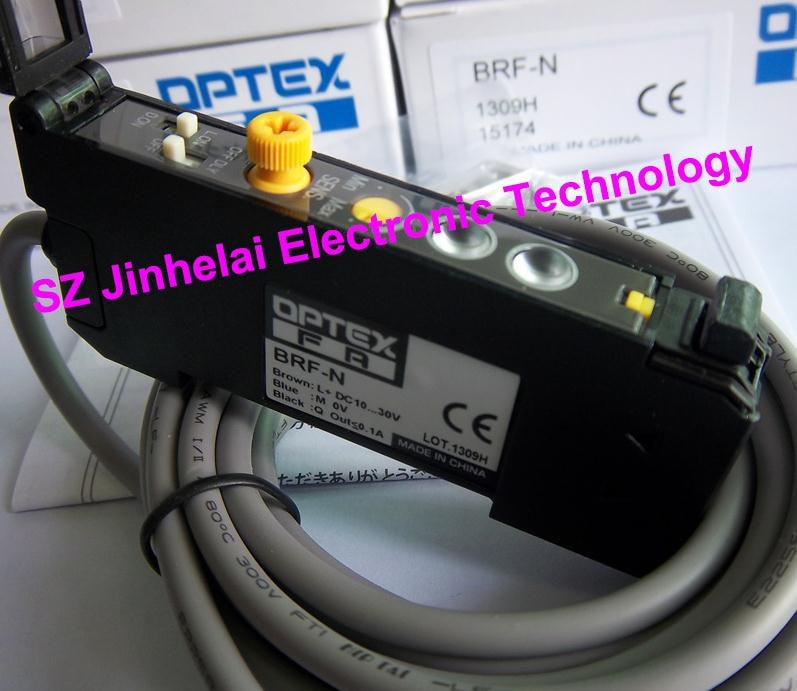 New and original BRF-N  OPTEX  Optical fiber amplifier<br>