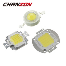 CHANZON High Power LED Lamp Epistar Chip Natural White 4000K - 4500K 1W 3W 5W 10W 20W 3000W SMD COB LED integrated Bulbs