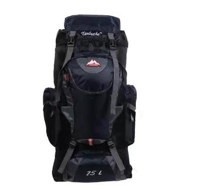 LEMOCHIC 75L large waterproof outdoor hiking backpack camping mochila travel rucksack climbing bag pack women men sport backpack<br>