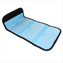 Brand New Lens Filter Wallet Case 10 Pockets Filter Bag For 25mm to 82mm Filters Free Shipping