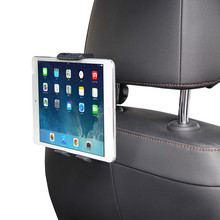 3.5-11 Inch Car Back Seat Headrest  Smartphone Tablet PC Holder Universal 360 Degrees Mount Stand For iPhone For iPad Bracket