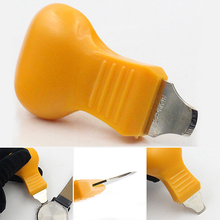 High Quality NEW Fashion Watch Back Case Opener Knife Repair Tool For Watch yellow