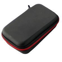 Waterproof Shockproof Microphone Cable Storage Bag Digital Gadget Devices USB Earphone Travel Bag Organizer System Kit Case