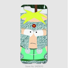 High Quality Cell phone case For iPhone 6 6S 7 Plus SE 5S 5C 4S iPod Touch 6 5 4 Case Hard PC South Park Butters Patterned Cover