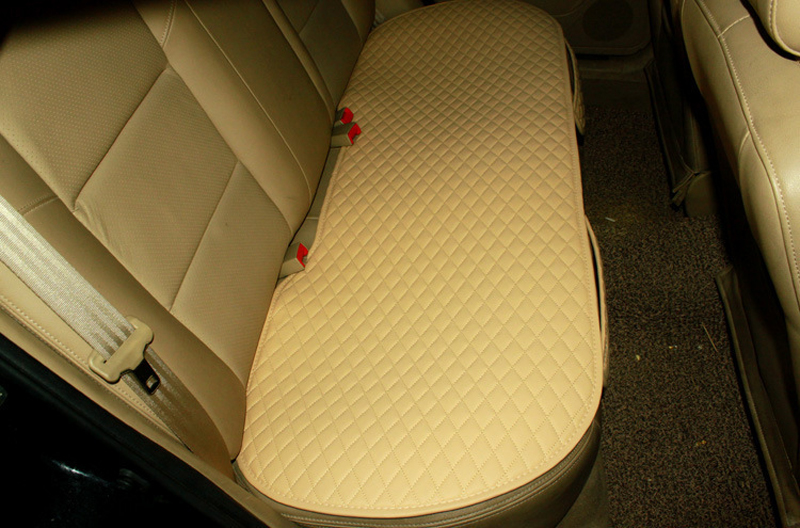 Leather car seat cover 11