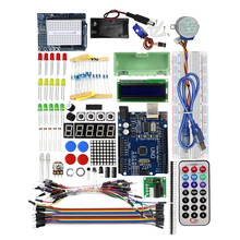 Buy Starter Kit / Step Motor / Servo /1602 LCD / Breadboard/ jumper Wire/ UNO R3 arduino for $19.60 in AliExpress store
