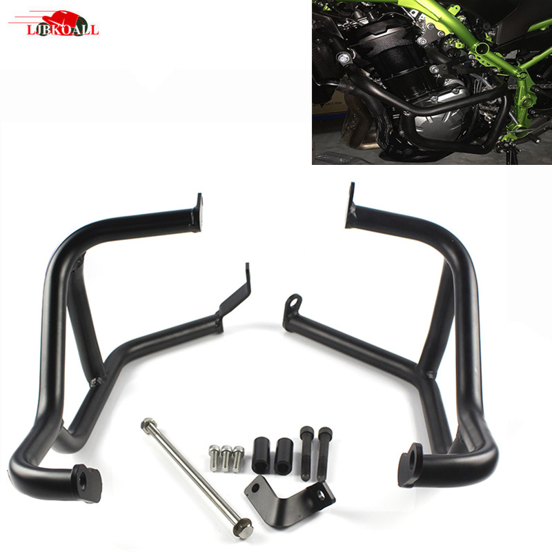 For Kawasaki Z900 2017 Motorcycle Engine Protectiv...