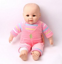 1 PC 33 cm Latex baby doll simulation doll toy mobile mixed soft interior Mother costs Aids Formation,Christmas gift M00420A