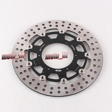 Arashi Front Brake Disc Rotor for BMW F800GS ADVENTURE 2013-2015 & F800GS 2009-2015 & F700GS 2013-2015 & G650X COUNTRY 2007-2009