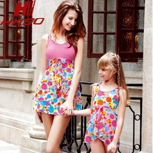 Mother and Daughter Clothes Swimsuit Mother and Girls Swimming Clothing  Beachwear for Family Family Matching Swimwear