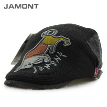 [JAMONT] 2017 New Autumn Winter Brand Cotton Kids Beret Hats Casual Children Berets Z-3397()
