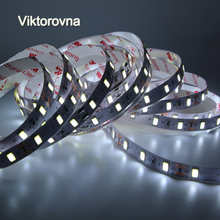 Viktorovna super bright  5630 5730 SMD led flexible strip light Fita tape lamp non/ip65 Waterproof 60led/M 5/10/15/20/30/40/50M