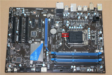 Free shipping 100% original motherboard for MSI PH67S-C43 LGA 1155 DDR3 PH67S-C43(B3) RAM 32G Motherboard  Desktop Boards