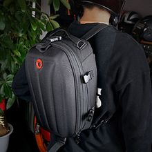 New Motorcycle Bag Top Case Free Shipping Uglybros Ubb07 Back Seat Backpack Outdoor Sports Multi-function(China)