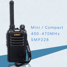 For the Motorola SMP228 walkie talkie high power 5W two way radio UHF Frequency Portable Ham Radio Hf Transceive(China)