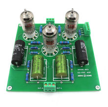 GZLOZONE Assembeld Ground Grid GG Preamp Board / GG Tube Preamplifier With 3pcs 12AU7(China)