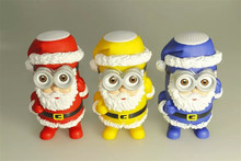 bluetooth cosplay cartoon speaker  Santa Claus  Christmas gift portable speaker support FM mino