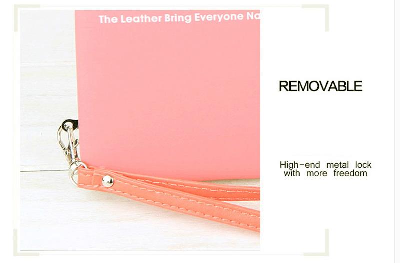 Leather-Wallet-Women-Purse-Phone-Bag-Case-(26)