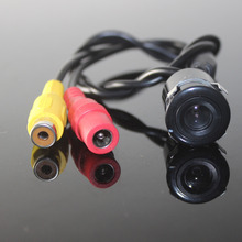 Parking Assistances Car Rearview Reverse Revering Rear View Camera CCD+18.5 Backup With 120 degree de re para auto night vision(China)