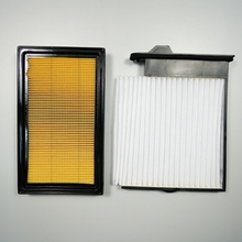 SET FILTERS For Nissan Tiida 2008-- Air Filter + Cabin Filter #R830-1