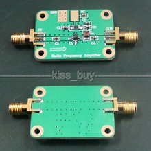 32dB 2Ghz to 1-2000MHz Low Noise LNA RF Broadband Amplifier Module HF VHF UHF 6-12V dc