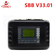 2017 Car Styling Auto Key Programmer brazil V33.01 SBB Key Programmer For Multi-Brands Brazil SBB Silca V33.01 sbb brazil(China)
