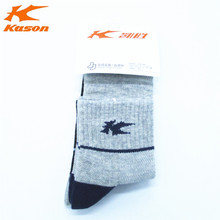 2 Pairs/lot Kason Badminton Socks Brand Good Quality Summer Style Breathable Sports socks for Men&Women Kaisheng FWSM011 L729(China)