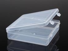 20pcs Plastic Universal Clear Transparent Container Organizer Storage Beads Boxes Plastic container