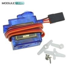 Rc Mini Micro 9g 1.6KG Servo SG90 for RC 250 450 6CH For Helicopter Airplane Aeroplane Car Boat(China)