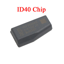 Car Key Chips New Virgin PCF7935 T12 ID40 Transponder Chip for Opel/for Vauxall/for Cadillac/for Holden ID40 Chip