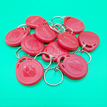 Buy 10pcs TK4100 Read 125kHz RFID ID Card Key Keyfobs Access Control Tag Access Control Key for $1.00 in AliExpress store