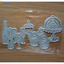 Buddery Metal Cutting Dies Metal Dies For Cards Cutting Dies Christmas Frame Dies Apparel Sewing Fabric(China)